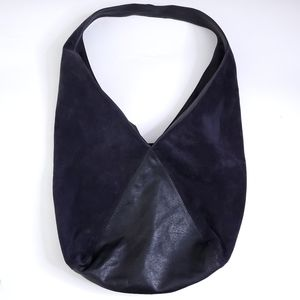 Eileen Fisher Slouchy Large hobo bag Ink